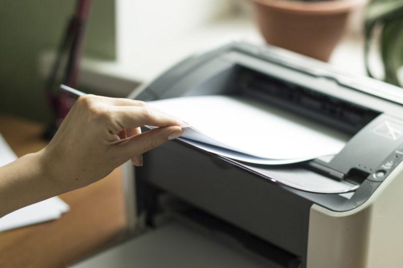 Laserový tisk se vyplatí